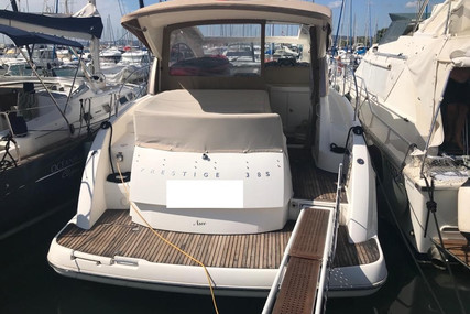 Prestige 38 S for sale in France for €135,000 (£121,763)