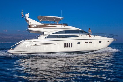 Princess 62 Flybridge for sale in Turkey for €790,000 (£714,467)