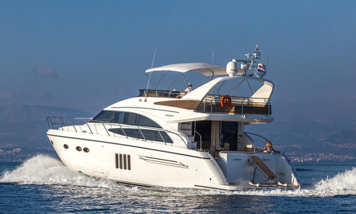 Image of Princess 62 Flybridge for sale in Turkey for €790,000 (£684,878) Turkey