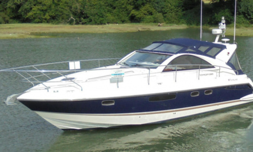 Image of Fairline Targa 38 for sale in United Kingdom for £179,950 Hamble River Boat Yard, United Kingdom