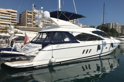 Sunseeker Manhattan 60 for sale in Spain for €499,950 (£447,567)
