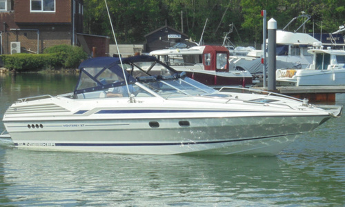 Image of Sunseeker Monterey 27 for sale in United Kingdom for £17,500 River Hamble, United Kingdom