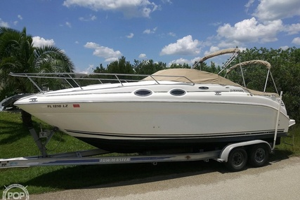 Sea Ray 260 Sundancer for sale in United States of America for $31,000 (£24,726)