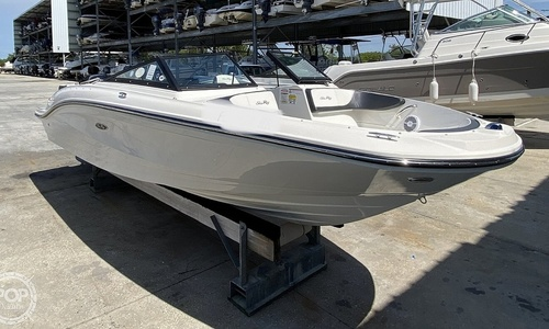 Image of Sea Ray 210 SPX for sale in United States of America for $57,800 (£44,234) Hudson, Florida, United States of America