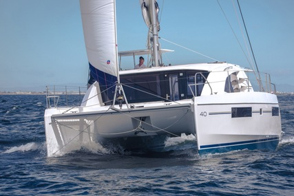 Leopard 40 for sale in France for €320,000 (£291,646)