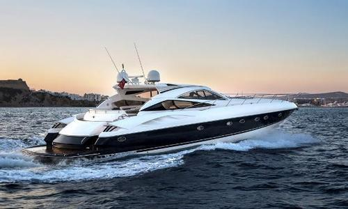 Image of Sunseeker Predator 68 for sale in Spain for €439,000 (£395,460) Ibiza, Spain