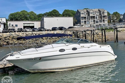 Sea Ray Sundancer 260 for sale in United States of America for $17,750 (£14,212)