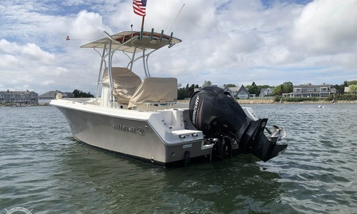 Image of Sailfish 220 CC for sale in United States of America for $48,900 (£37,334) Yarmouth, Massachusetts, United States of America