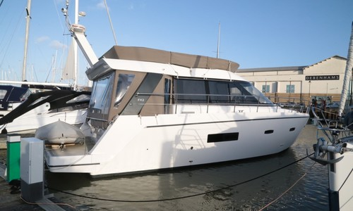 Image of Sealine F42 for sale in United Kingdom for £269,950 Weymouth, United Kingdom