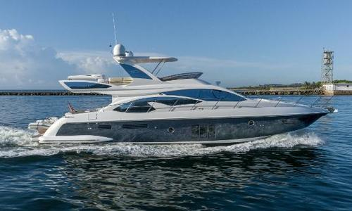 Image of Azimut Yachts 60 Flybridge for sale in United States of America for $1,249,000 (£958,042) Fort Lauderdale, FL, United States of America