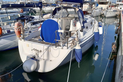 Hanse 315 for sale in Italy for €53,000 (£47,878)