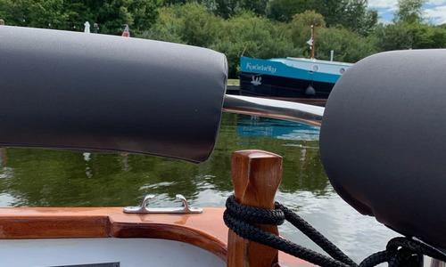Image of Badnam Launch for sale in United Kingdom for £35,500 Henley on Thames, United Kingdom