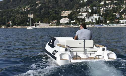Image of Agilis 355 Jet Tender for sale in United Kingdom for P.O.A. United Kingdom