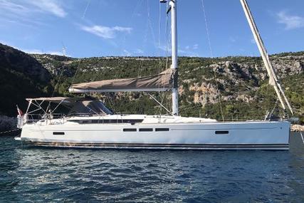 Jeanneau Sun Odyssey 509 for sale in Spain for €219,000 (£197,358)