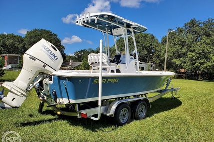 Sea Pro 228 DLX bay for sale in United States of America for $75,600 (£55,555)