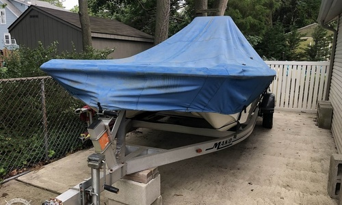 Image of Mako Inshore Pro 17 Skiff for sale in United States of America for $20,250 (£15,891) Audubon, New Jersey, United States of America
