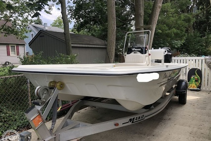 Mako Inshore Pro 17 Skiff for sale in United States of America for $20,250 (£14,769)