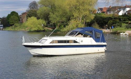 Image of Fairline Mirage 29 for sale in United Kingdom for £19,950 Walton-on-Thames, United Kingdom