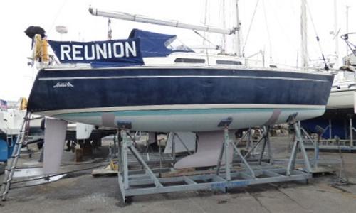 Image of Hanse 311 for sale in United Kingdom for £32,000 Portland Marina, United Kingdom