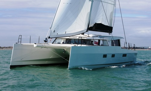 Image of 2014 RAPIER 550 BY BROADBLUE - For Sale for sale in United Kingdom for £899,500 S England, United Kingdom