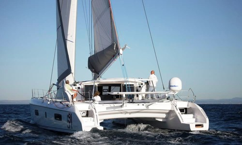 Image of Outremer Yachting OUTREMER 51 for sale in France for €779,000 (£673,444) South, France