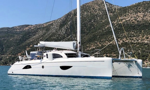 Image of 2012 OUTREMER 49 - Sold for sale in Greece for €750,000 (£684,988) Greece