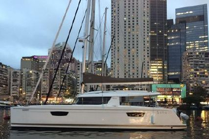 Fountaine Pajot Saba 50 for sale in Hong Kong for $798,000 (£564,257)