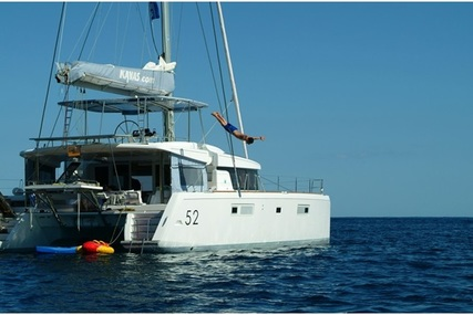 Lagoon 52 for sale in Greece for €695,000 (£600,826)