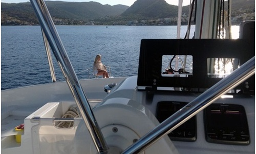 Image of Lagoon 52 for sale in Greece for €695,000 (£598,323) Greece