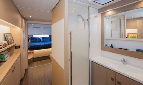 Image of Fountaine Pajot Saba 50 for sale in Hong Kong for $798,000 (£571,478) Hong Kong