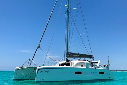2016 OUTREMER 45 - Sold for sale in France for €639,000 (£582,381)