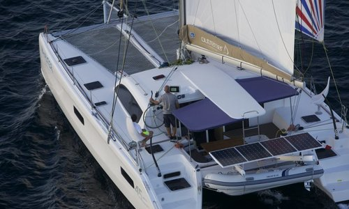 Image of Outremer Yachting OUTREMER 45 for sale in France for €575,000 (£496,310) South, France