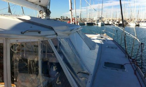 Image of 14m Aluminium Cruiser for sale in Spain for €550,000 (£473,501) Spain