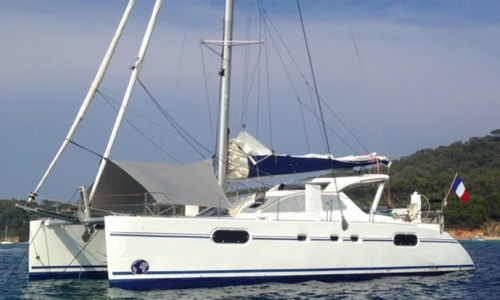 Image of 2006 CATANA 471 Ocean Class - Sold for sale in France for €410,000 (£374,460) South, France