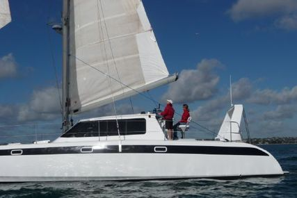 1991 Grey Bull Sailing Cat 54 - Sold for sale in New Zealand for $445,000 (£357,260)
