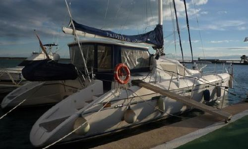 Image of Alliaura PRIVILEGE 465 for sale in Spain for €395,000 (£340,016) Spain