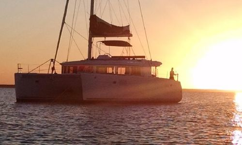 Image of Lagoon 450 for sale in Bahamas for $369,000 (£266,852) Bahamas