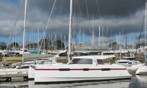 Image of Nautitech 40 Open for sale in France for €290,000 (£249,869) Atlantic, France