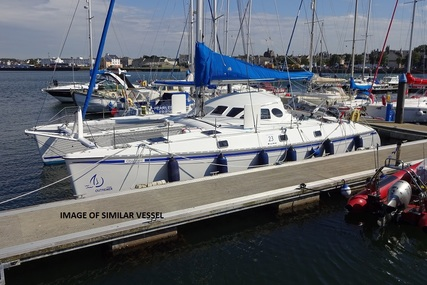 2002 OUTREMER 45 - Sold for sale in France for €269,000 (£240,815)