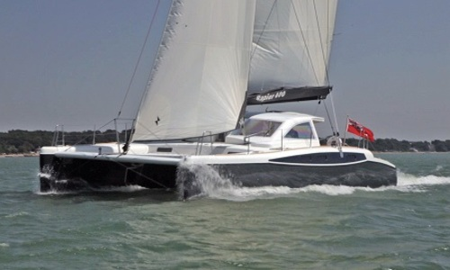 Image of 2013 RAPIER 400 BY BROADBLUE - Sold for sale in United Kingdom for £224,950 SW England, United Kingdom