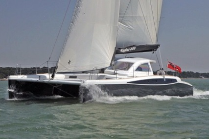 2013 RAPIER 400 BY BROADBLUE - Sold for sale in United Kingdom for £224,950