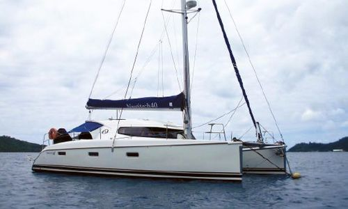 Image of Nautitech 40 for sale in French Polynesia for €234,000 (£201,453) French Polynesia