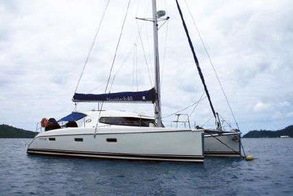 Nautitech 40 for sale in French Polynesia for €234,000 (£203,445)