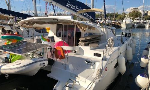 Image of 2009 LIPARI 41 - Sold for sale in Greece for €170,000 (£153,139) Greece