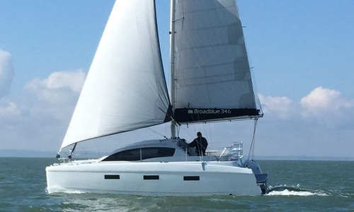 Image of Broadblue 346 for sale in Poland for £157,500 Poland