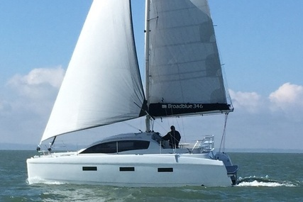 2020 BROADBLUE 346 - New Boat for sale in Poland for £149,500