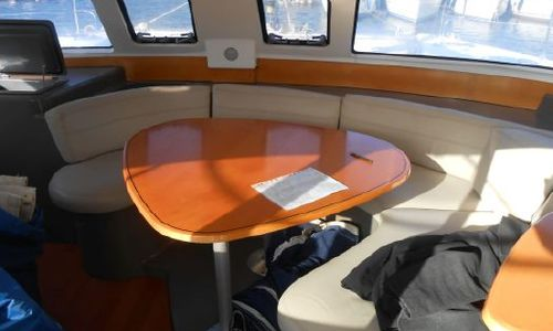 Image of Fountaine Pajot 40 for sale in Italy for €155,000 (£134,254) Italy
