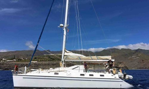 Image of JEANTOT MARINE PRIVILEGE 39 for sale in Spain for €125,000 (£107,612) Spain