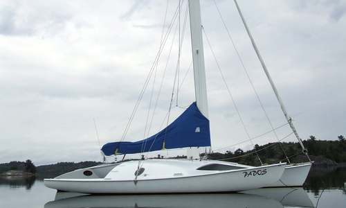 Image of Newick CREATIVE 42 TRI for sale in Canada for $114,000 (£83,417) Canada