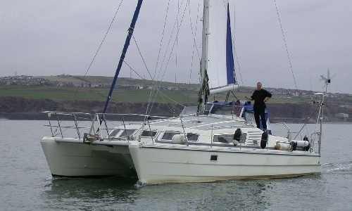 Image of 1988 SOLARIS SUNRISE 36 - Sold for sale in United Kingdom for £55,000 Wales, United Kingdom